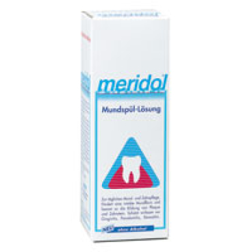 meridol Mundspül-Lösung 400 ml - Flasche