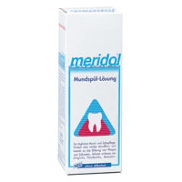 meridol Mundspül-Lösung