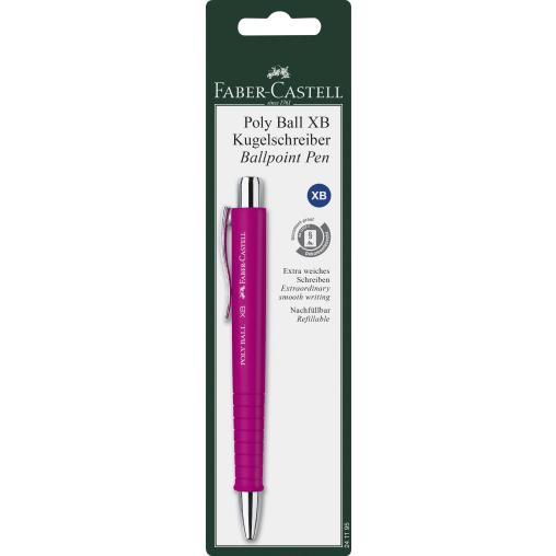 Faber-Castell Poly Ball XB Kugelschreiber