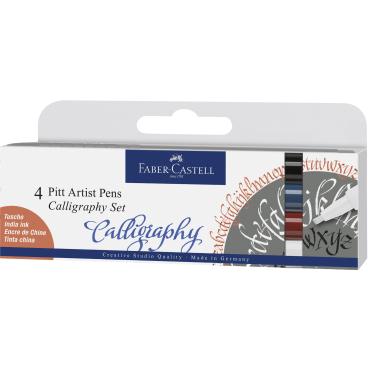Faber-Castell Pitt Artist Pen Calligraphy Tuschestift