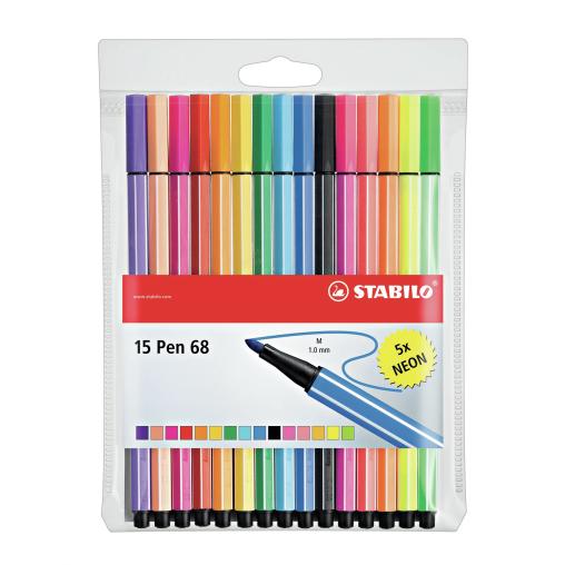 STABILO® Pen 68 Filzstift