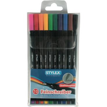 STYLEX® Fineliner, bunt