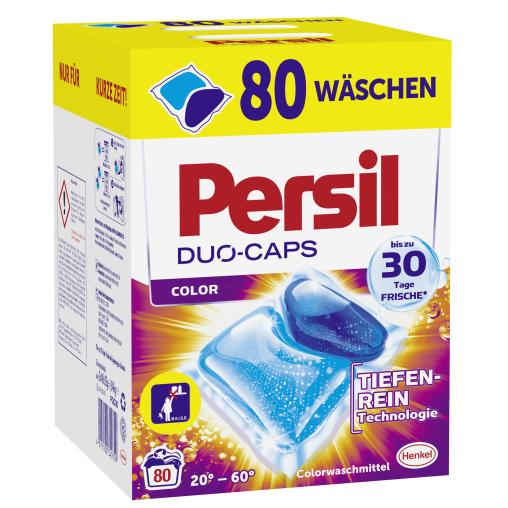 Persil Color Duo Caps Waschmittel