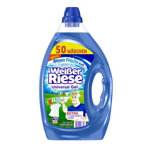 Weißer Riese Universal Gel Waschmittel