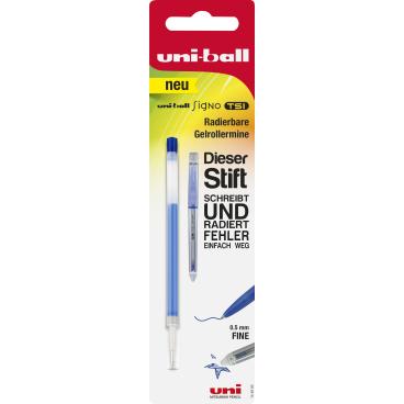Faber-Castell uni-ball Signo TSI radierbare Gelrollermine