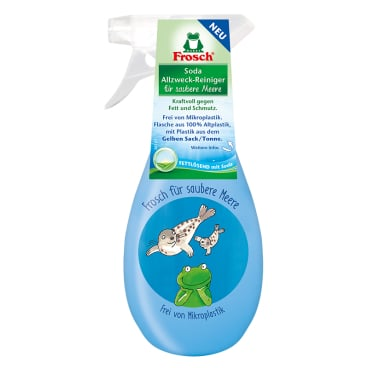 Frosch Soda Allzweck-Reiniger für saubere Meere 400 ml - Sprühflasche, Motiv nicht frei wählbar