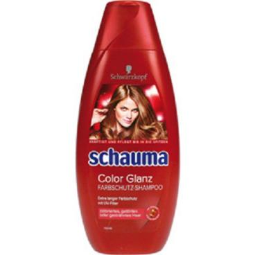 Schauma Color Glanz Shampoo 400 ml - Flasche