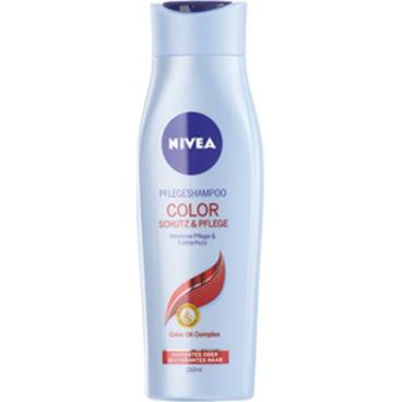 NIVEA® Shampoo Color Crystalgloss 250 ml - Flasche