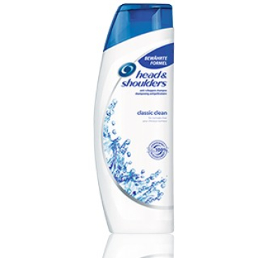HEAD & SHOULDERS  Shampoo Classic clean