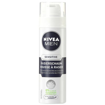 NIVEA® For Men Rasierschaum Sensitive