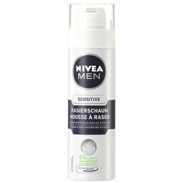 NIVEA® For Men Rasierschaum Sensitive 200 ml - Dose