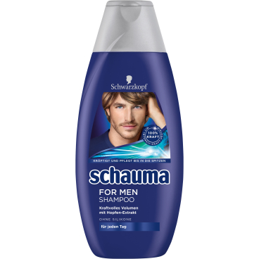 Schauma Shampoo For Men