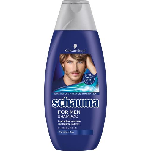 Schauma Shampoo For Men