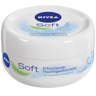 NIVEA® Soft Hautpflege-Creme 200 ml - Dose