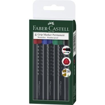 Faber-Castell Grip Permanentmarker