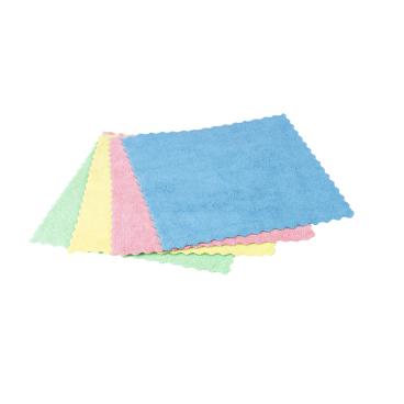 Vileda Professional MicroTuff Easy Microfasertuch 1 Packung = 50 Tücher, gelb