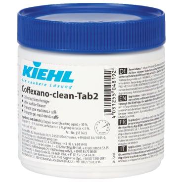 Kiehl Coffexa-clean-Tab2 Kaffeemaschinenreiniger-Tabs