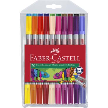 Faber-Castell Doppelfasermaler