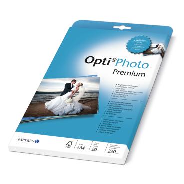 Opti® Photo Premium Fotopapier, A4