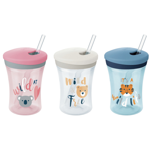 NUK Action Cup Trinkflasche