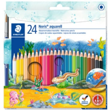 Staedtler Noris® aquarell Buntstift
