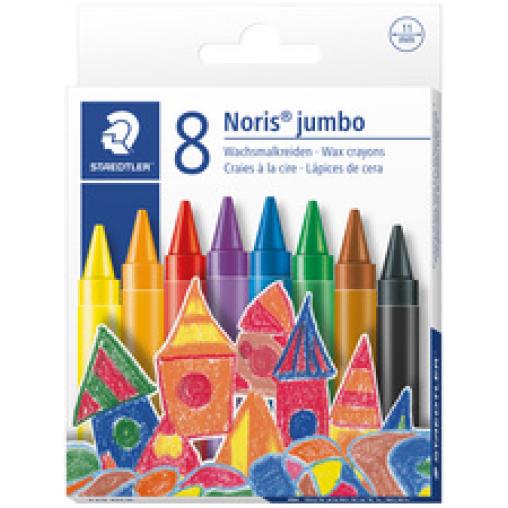Staedtler Noris® Jumbo Wachsmalkreide