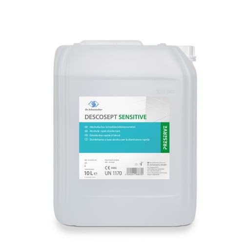 Dr. Schumacher Descosept sensitive Schnelldesinfektion