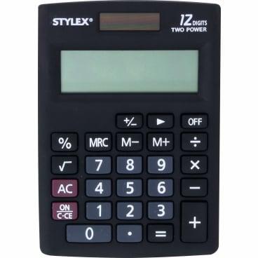 STYLEX® Alpha Taschenrechner