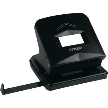 STYLEX® Bürolocher mit Ansatzschiene