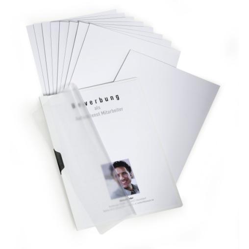 DURABLE Duraclip® Bewerbungs-System-Profi, weiss