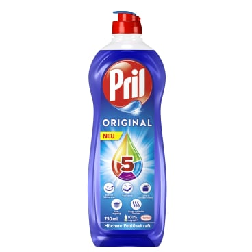 Pril Original Handspülmittel Original, 750 ml - Flasche