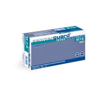 Semperguard® Latex comfort Einmalhandschuhe