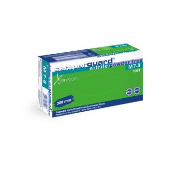 Semperguard® Nitrile Xtension Einmalhandschuhe