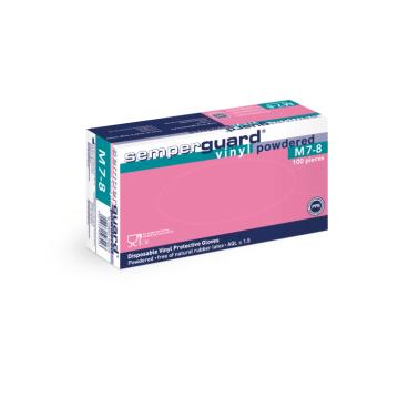 Semperguard® Einmalhandschuhe, Vinyl, gepudert