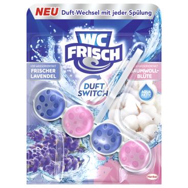 WC Frisch Duft Switch Duftspüler
