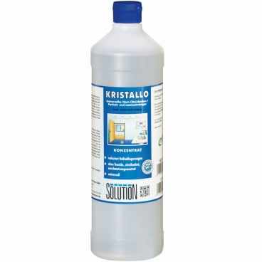 Solution Kristallo 1000 ml - Flasche