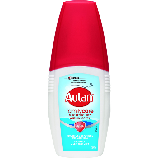 Autan® Family Care Mückenschutz Pumpspray