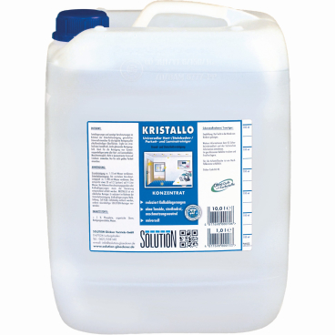 Solution Kristallo 10 l - Kanister