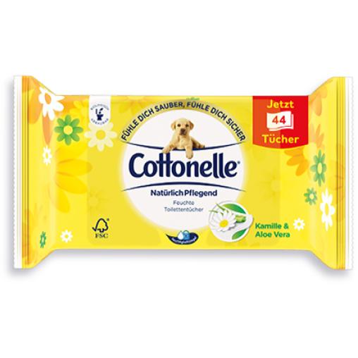 Cottonelle® Feuchte Toilettentücher