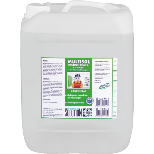 Solution Multisol