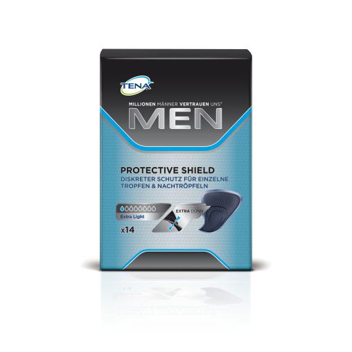 TENA Men Protective Shield Inkontinenzeinlagen