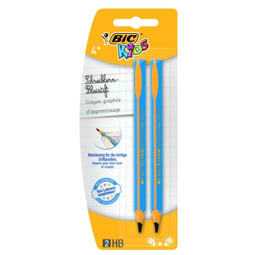 BiC® Kids Dreikant-Bleistift