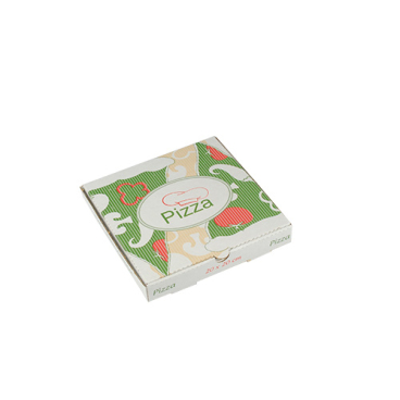 Papstar Pure Pizzakarton, Cellulose