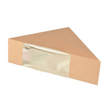 Papstar Pure Sandwichboxen, Pappe