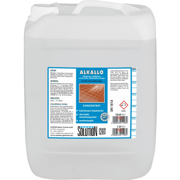 Solution ALKALLO® 10 l - Kanister