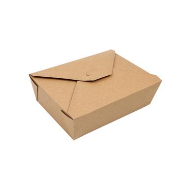 Papstar Pure Lunchboxen, Pappe