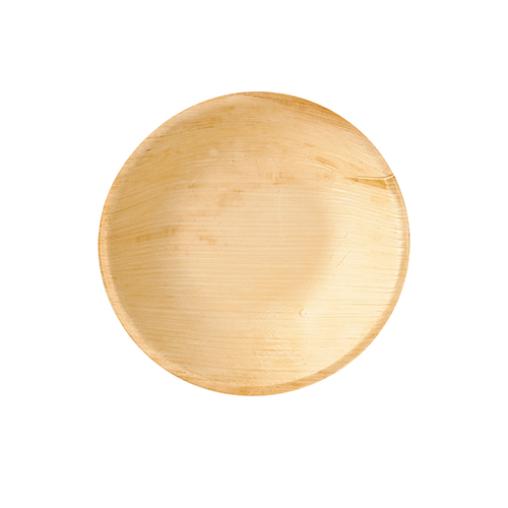 Papstar Pure Schalen Palmblatt, rund