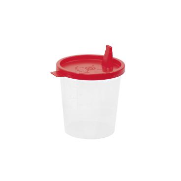 Meditrade Urinbecher, 125 ml