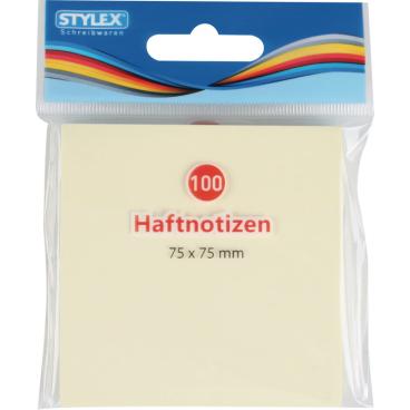 STYLEX® Haftnotiz, 75 x 75 mm