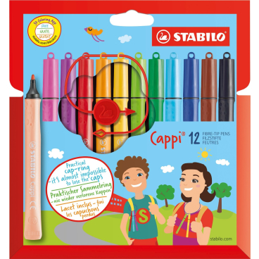 STABILO® Cappi Filzstift